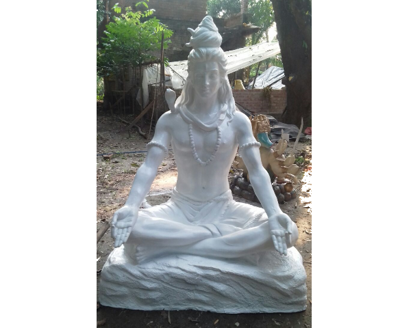 Fiberglass Shiva Statues