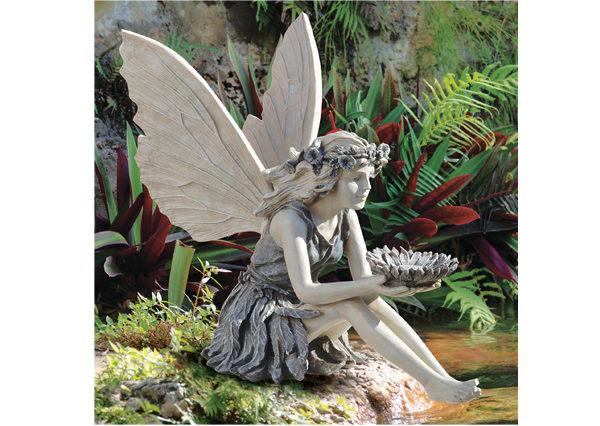 Fiberglass Angle Statue