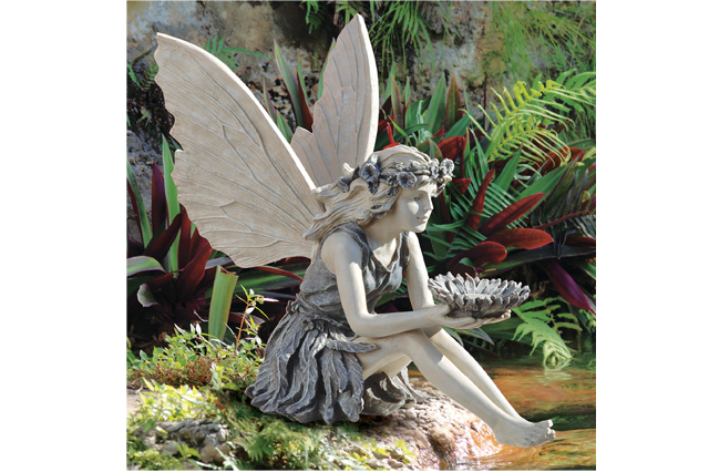 Fiberglass Angle Statue