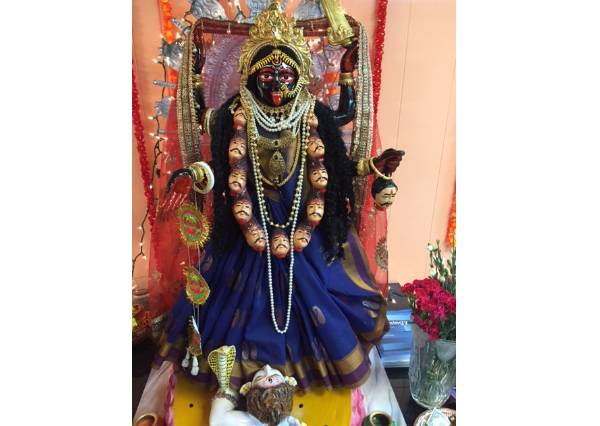 Fiberglass Dakshina Kali
