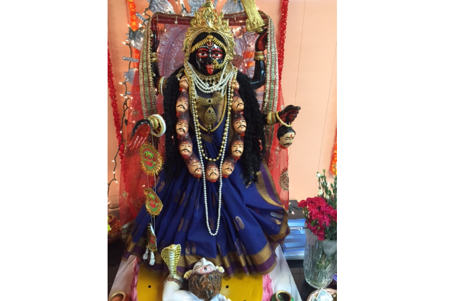 Fiberglass Dakshina Kali