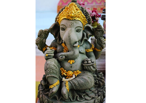 Fiberglass Little Ganesha