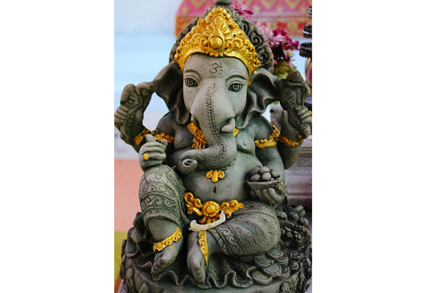 Fiberglass Little Ganesha