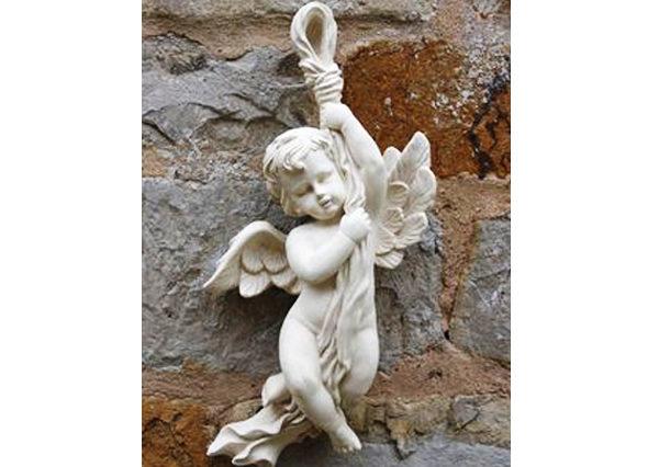 Fiberglass Little hanging Angle statue
