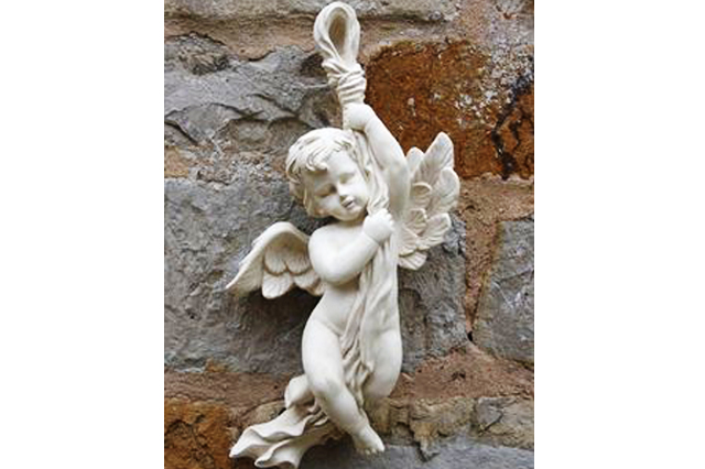 Fiberglass Little hanging Angle statue