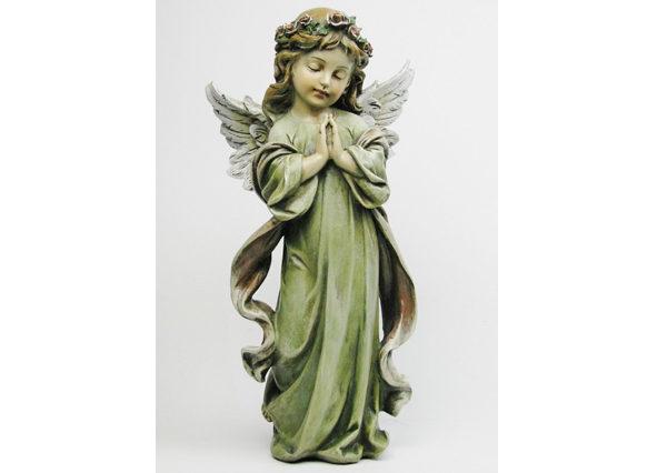Fiberglass Little sweet Angle statue