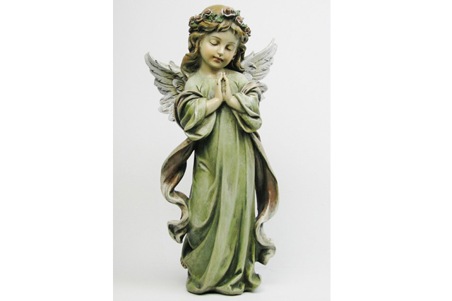Fiberglass Little sweet Angle statue