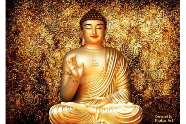 Lord Buddha Wall Art