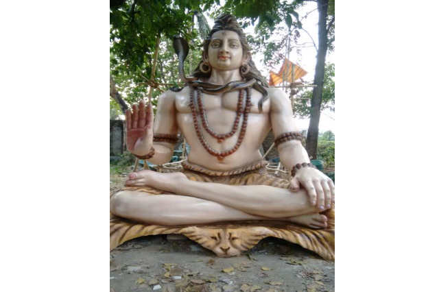 Fiberglass Shiva Statue