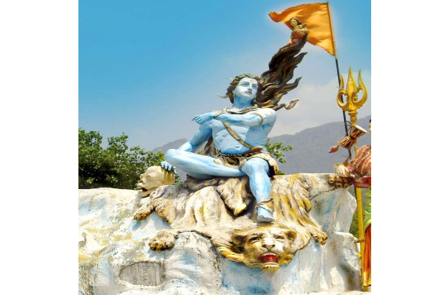 Awakning Mode Shiva Statue
