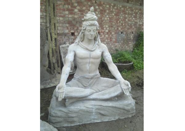 Fiberglass Unfinished Shiva