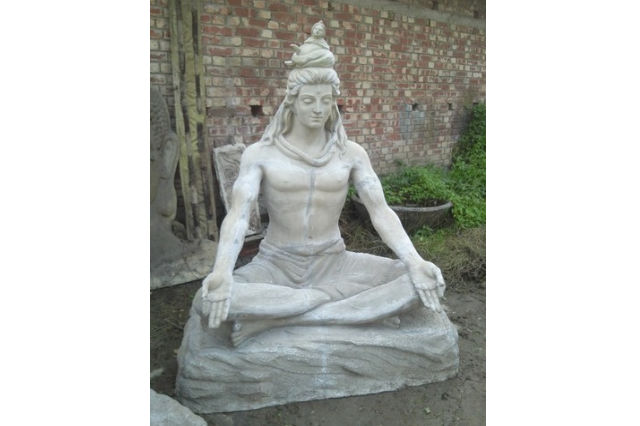 Fiberglass Unfinished Shiva