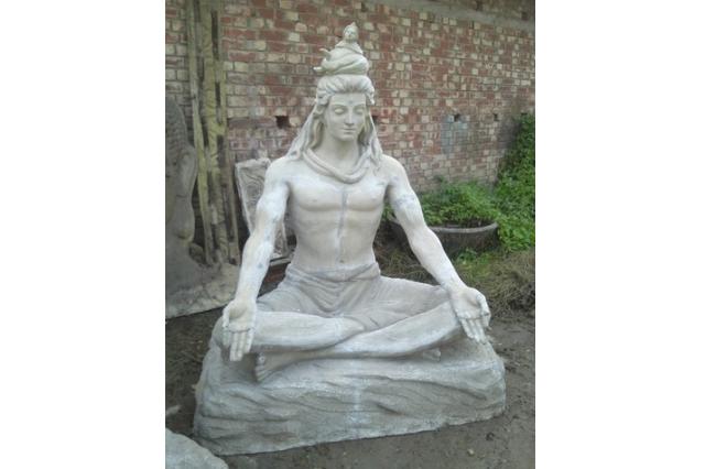 Fiberglass Shiva Statue