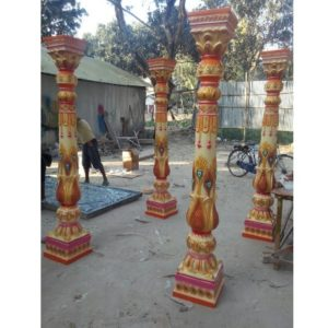 Fiberglass Wedding pillar
