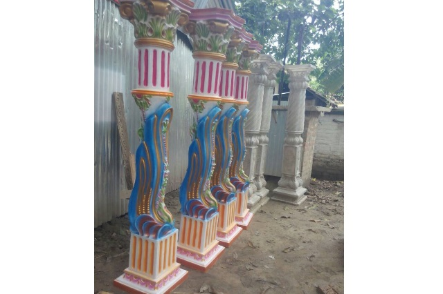 Fiberglass Pillars