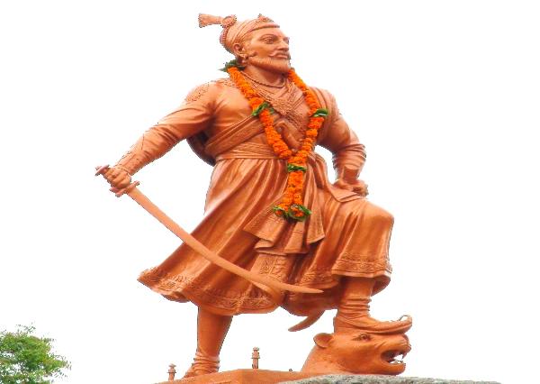 Fiberglass Shivaji Statues
