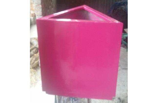 Fiberglass Planter Boxes