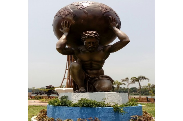 Fiberglass Big Statue