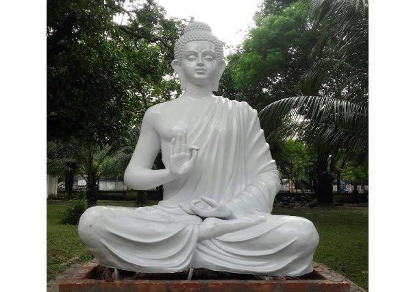 Fiberglass Big Buddha Statue