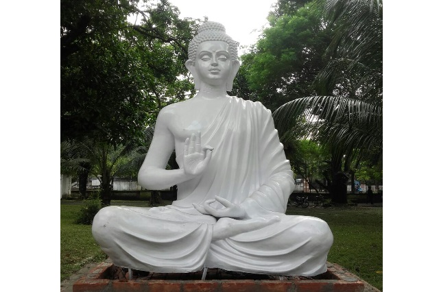 Fiberglass Big Buddha Statue