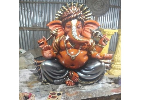 Fiberglass Lord Ganesha Statue