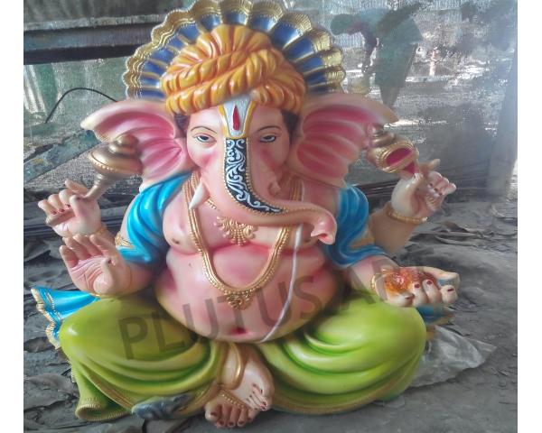 Fiberglass Ganesha Statue