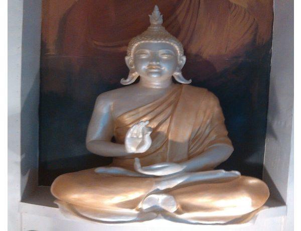 Fiber Lord Buddha in Peace