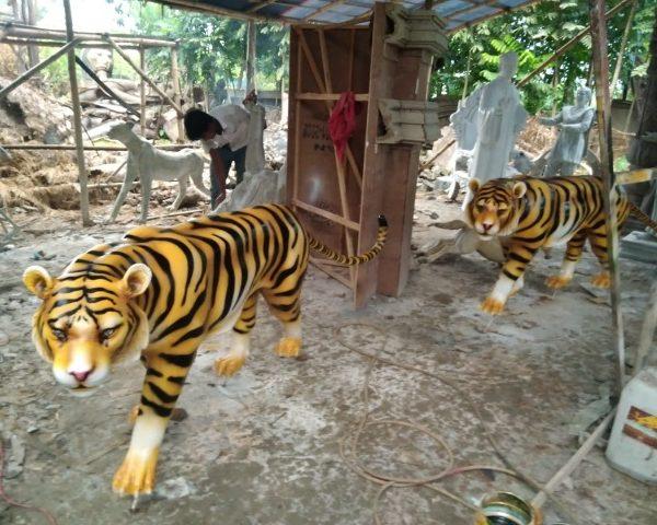 Fiberglass Tiger