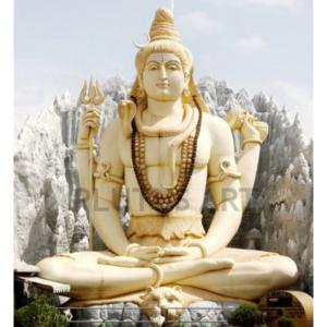 65 Feet Fiber made Lord Shiva Statue