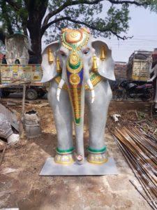 Malaysia Elephant Statue