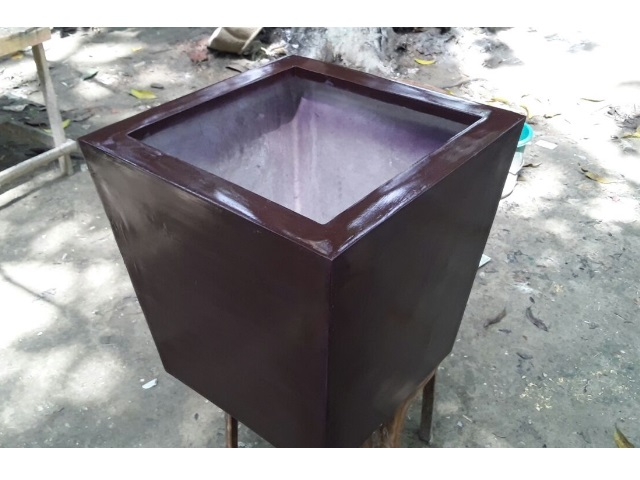 FRP Square Planter