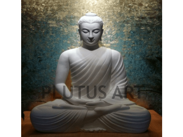 Fiberglass Buddha Meditation Statue