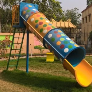Plutus Art designed Sleeper for Children Park