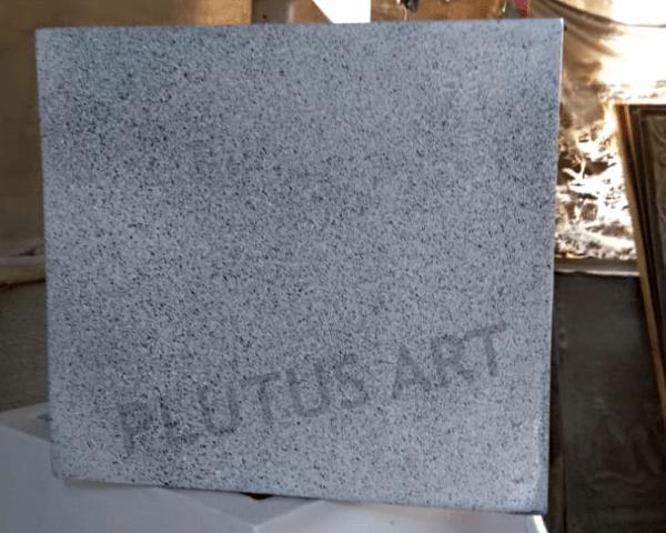 FRP Granite Finished Planter