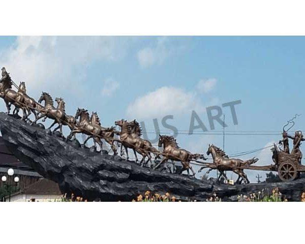 Fiberglass Statues