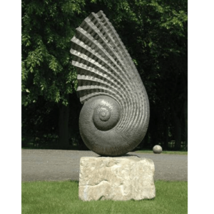 Snail Cover Abstract Sculpture Design