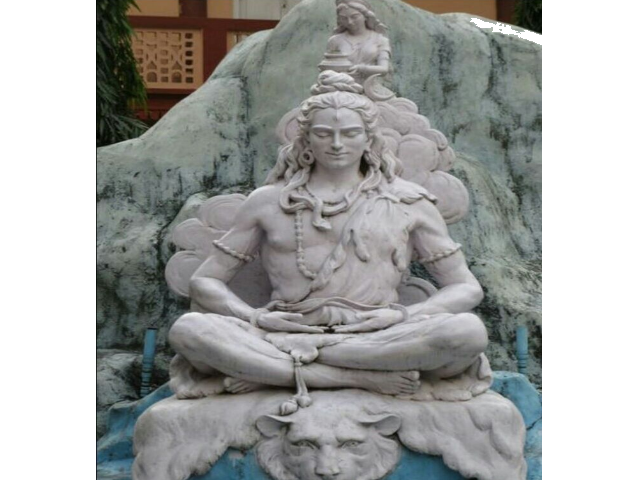 Fiberglass Shiva Statues