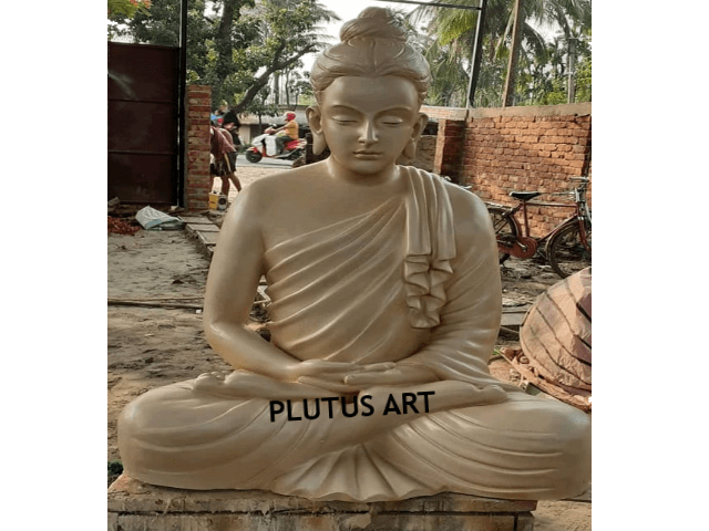 Meditating Lord Buddha Statue