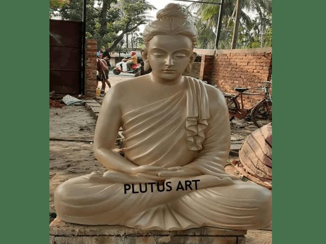 Meditating Lord Buddha Statue