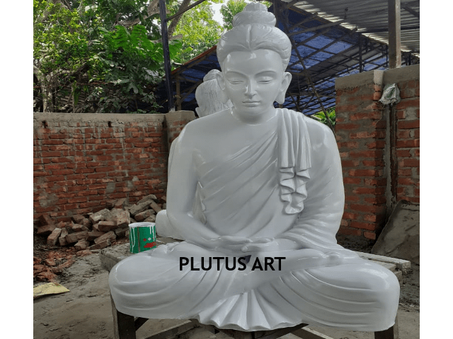 Fiberglass Buddha Statue
